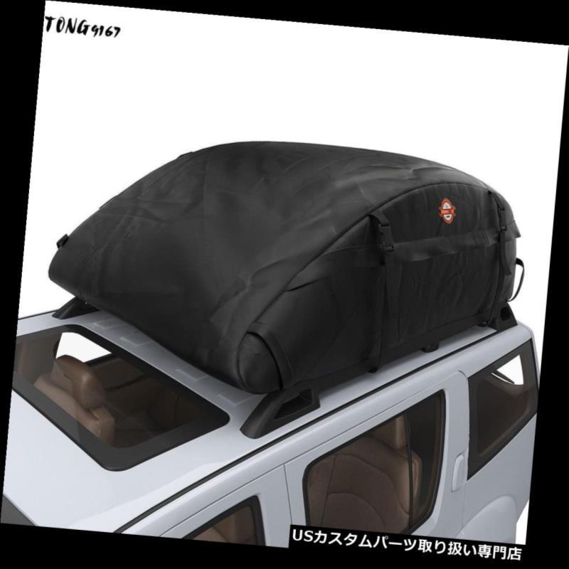 カーゴ ルーフ キャリア 車の屋上キャリアバッグ旅行貨物トップルーフラック収納防水荷物S Car Rooftop Carrier Bag Travel Cargo Top Roof Rack Storage Waterproof Luggage S
