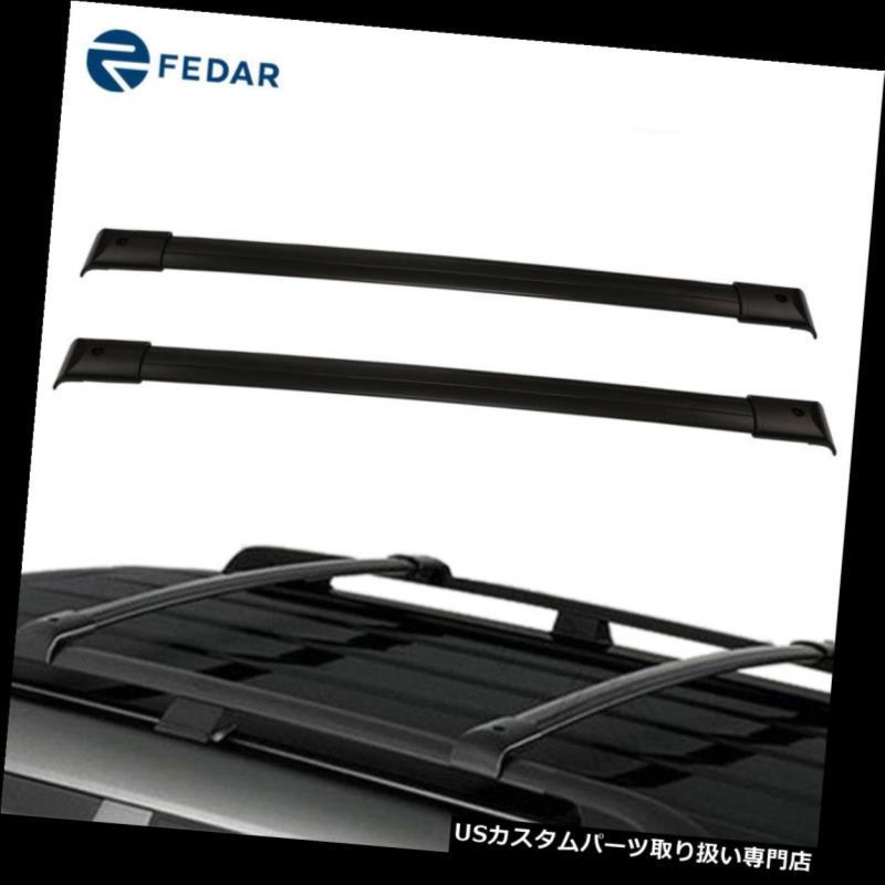 カーゴ ルーフ キャリア 2003-2007年ホンダオデッセイルーフラック用Fedarルーフラッククロスバー貨物キャリア Fedar Roof Rack Cross Bar Cargo Carrier for 2003-2007 Honda Odyssey Roof Rack