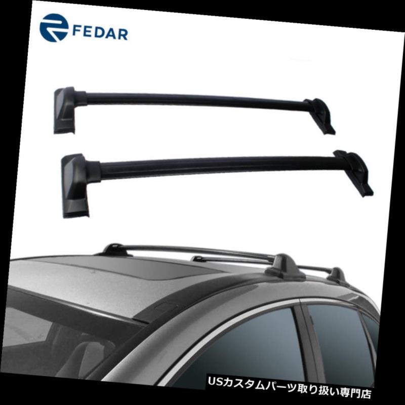 カーゴ ルーフ キャリア Fedar Fits 2007-2011 Honda CRVルーフラッククロスバーカーゴキャリア Fedar Fits 2007-2011 Honda CRV Roof Rack Cross Bar Cargo Carrier
