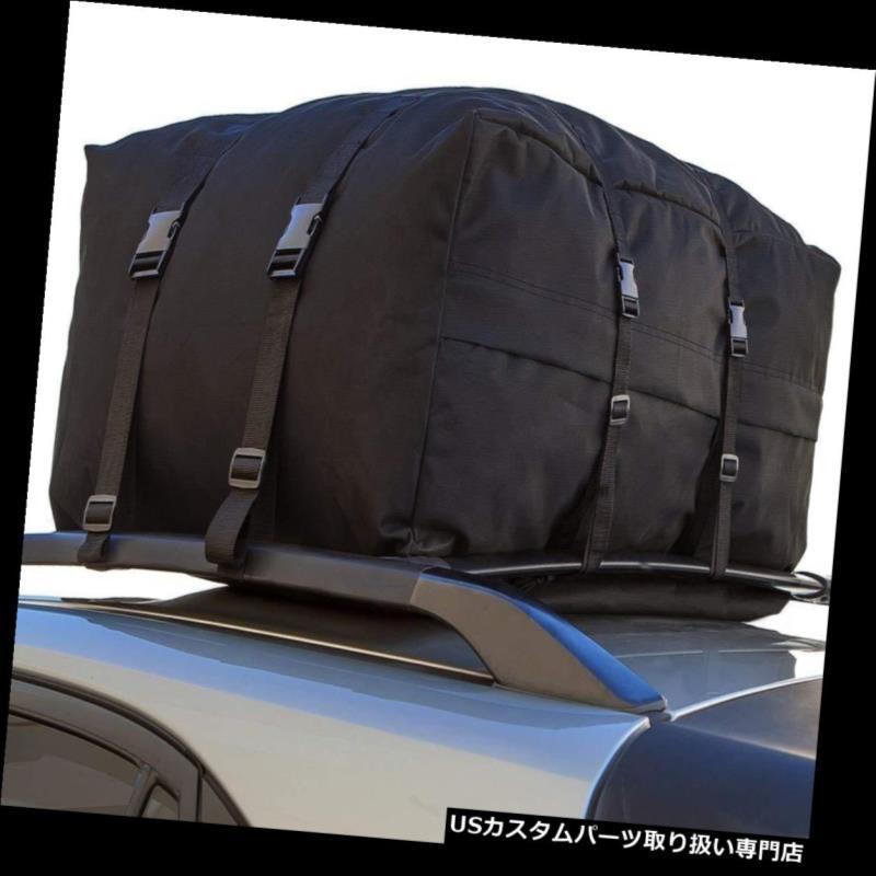 カーゴ ルーフ キャリア 車ヴァンSuvの屋根の上の貨物棚の買物袋の柔らかい味方された防水荷物 Car Van Suv Roof Top Cargo Rack Carrier Bag Soft Sided Waterproof Luggage