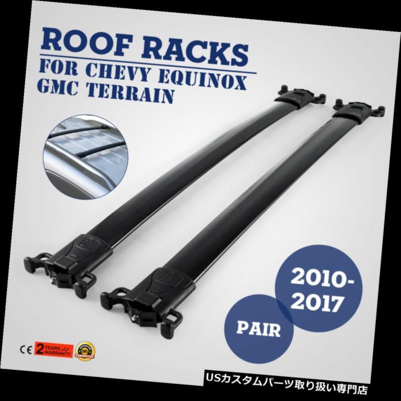 Fedar Roof Rack Cross Bar Cargo Carrier for 2010-2017 Chevy Equinox//GMC Terrain