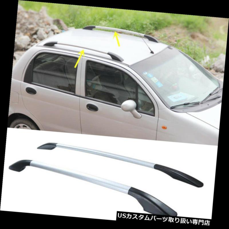 USカーゴ、ルーフ キャリア シボレーTRAXセイル14-16カーカーゴトップルーフラッククロスバー荷物キャリア For Chevrolet TRAX Sail 14-16 Car Cargo Top Roof Rack Cross Bars Luggage Carrier