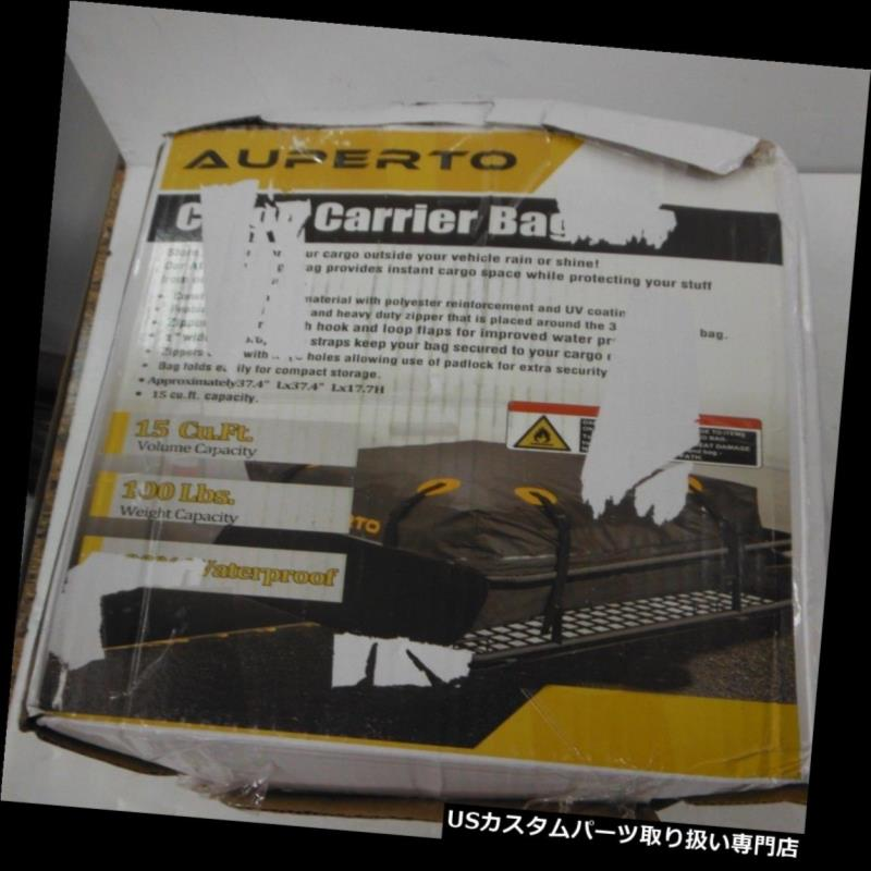 カーゴ ルーフ キャリア Auperto CARGO CARRIER BAG 15立方フィート容量収納外防水BOX DISTR Auperto CARGO CARRIER BAG 15 cu ft capacity Storage Outside Waterproof BOX DISTR