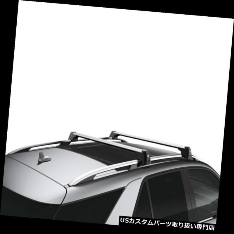 カーゴ ルーフ キャリア メルセデスベンツ2006-2011 Mクラス/ MLルーフラックベーシックカーゴキャリアバー。 Mercedes-Benz 2006-2011 M-Class/ML Roof Rack Basic Cargo Carrier Bars.