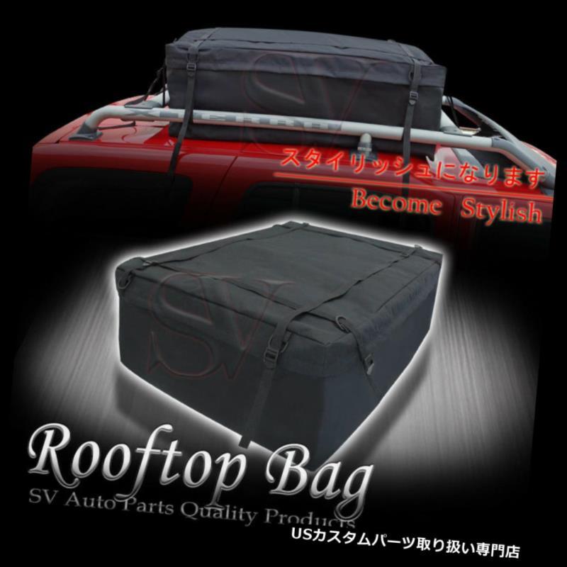 カーゴ ルーフ キャリア 01-14シビックループトップカーゴキャリア荷物トランクベッドラックバッグ防水 01-14 CIVIC ROOFTOP CARGO CARRIER LUGGAGE TRUNK BED RACK BAG Water Resistant