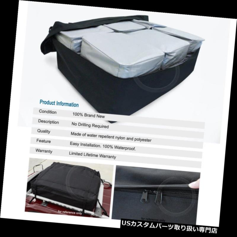 カーゴ ルーフ キャリア ボルボのための屋上の台紙の防水貨物袋の拡張可能な旅行荷物のキャリア Rooftop Mount Waterproof Cargo Bag Expandable Travel Luggage Carrier For Volvo