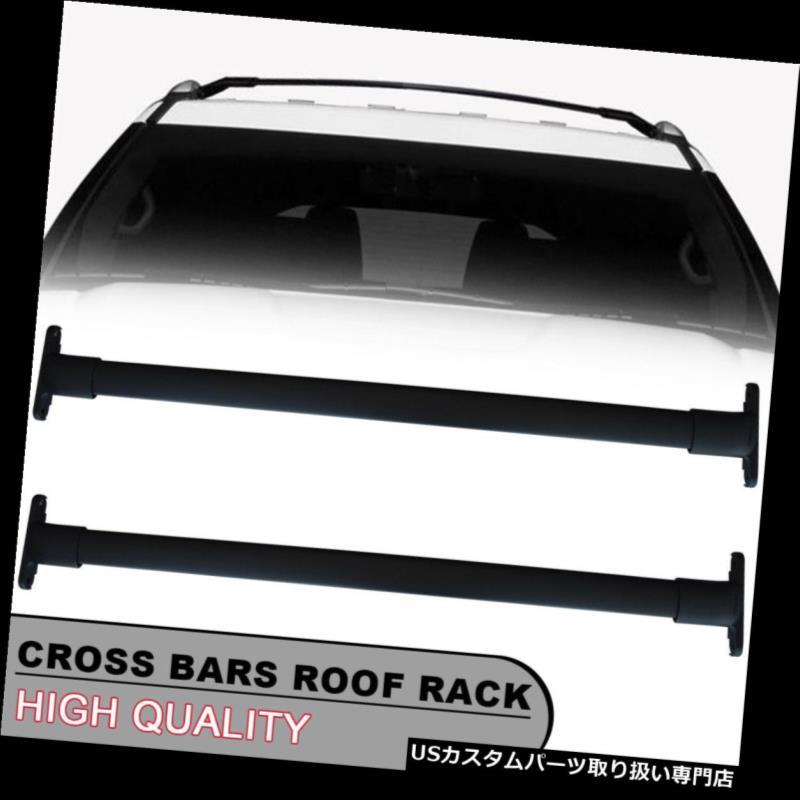 カーゴ ルーフ キャリア 2015 2016 2017フォードエクスプローラー用ターボSIIルーフラッククロスバー貨物キャリア TURBO SII Roof Rack Cross Bar Cargo Carrier for 2015 2016 2017 Ford Explorer