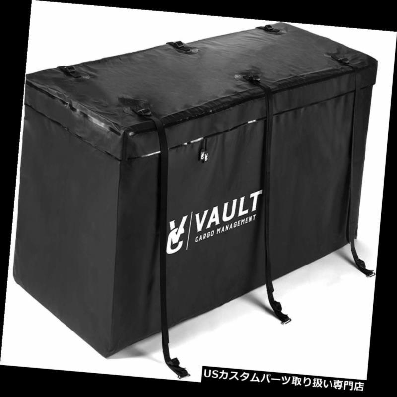 """カーゴ ルーフ キャリア Vault CargoのHitch Cargo Carrierバッグ? 15立方フィート - (59?24?x 24?) Hitch Cargo Carrier Bag from Vault Cargo ? 15 Cubic Feet - (59"""" x 24"""" x 24"""")"""