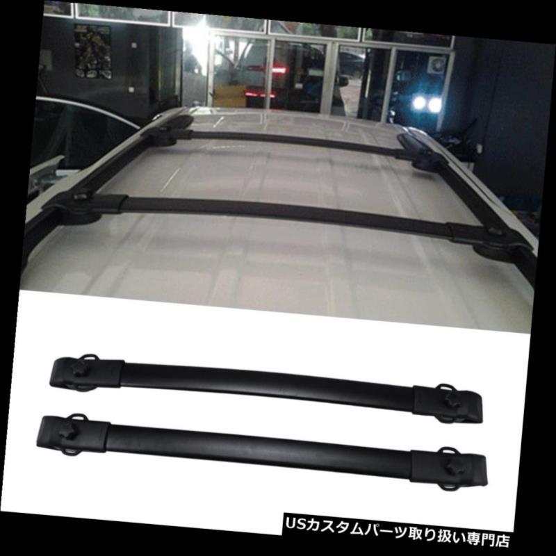カーゴ ルーフ キャリア 2011-2017トヨタシエナ用OEスタイルアルミルーフラッククロスバー貨物キャリア OE Style Aluminum Roof Rack Cross Bars Cargo Carrier For 2011-2017 Toyota Siena