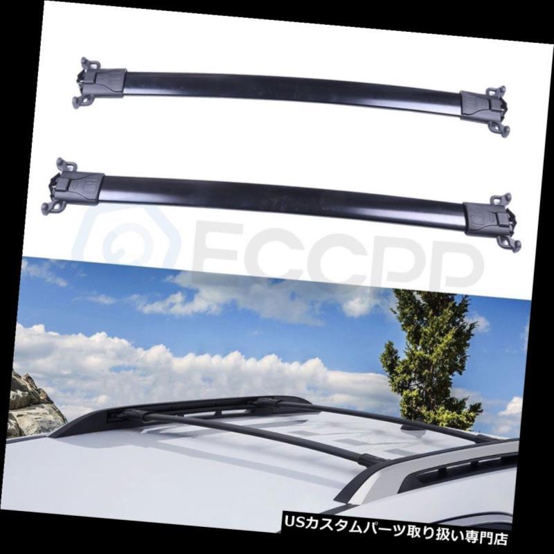 カーゴ ルーフ キャリア 2010-2017シボレー春分屋根ラックレールクロスバー貨物キャリアアルミ用 For 2010-2017 Chevrolet Equinox Roof Rack Rail Cross Bar Cargo Carrier Aluminum