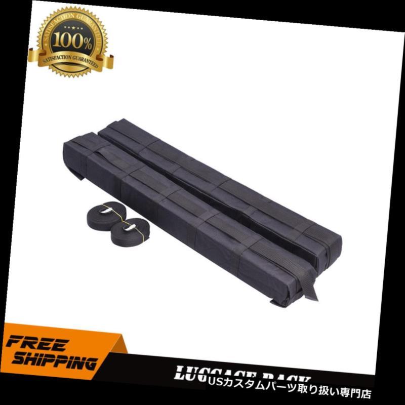 カーゴ ルーフ キャリア 車の屋根の上の棚のキャリアのジープのための携帯用柔らかい貨物ホールダーの普遍的なSUV Car Roof Top Rack Carrier Portable Soft Cargo Holder Universal SUV For Ford JEEP