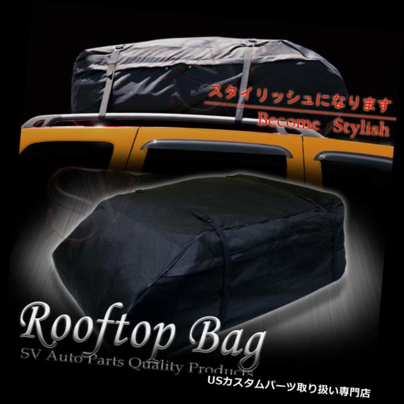 カーゴ ルーフ キャリア 01-14 M3 M5 X3ルーフトップカーゴキャリアアタッチメント耐水性エアロダイナミックバッグ 01-14 M3 M5 X3 ROOFTOP CARGO CARRIER ATTACHMENT Water Resistant AERODYNAMIC BAG
