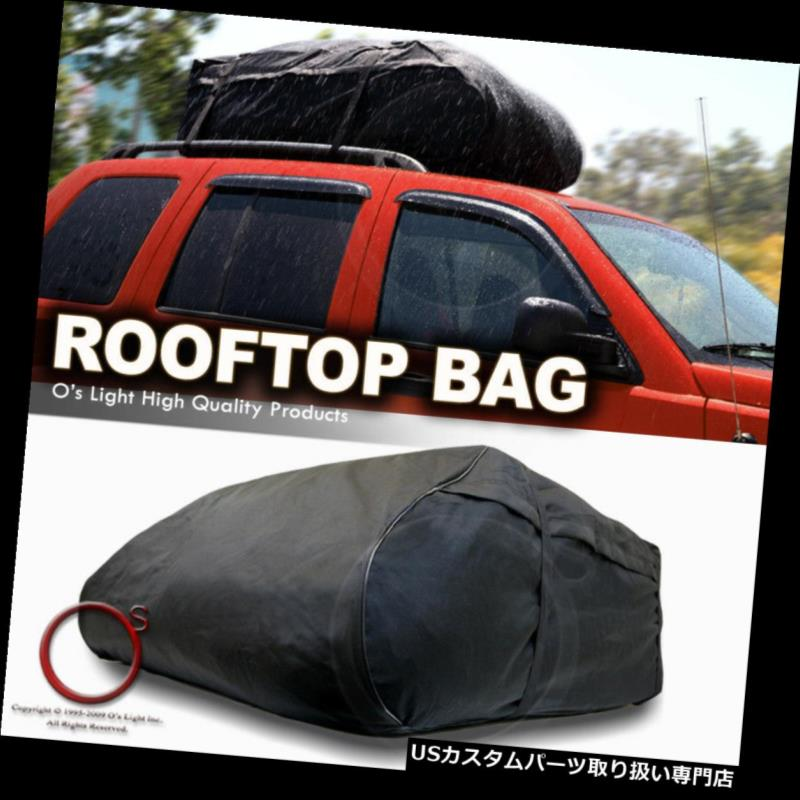 カーゴ ルーフ キャリア 00-14マツダ3 5 6 626 CX-7屋上キャリア収納防水バッグ 00-14 Mazda 3 5 6 626 CX-7 Rooftop Carrier Storage Water Resistant Bag