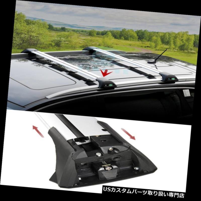 カーゴ ルーフ キャリア Infiniti QX60 / FX35 2014-16 Aペアトップクロスバールーフカーゴ荷物ラックにフィット Fit For Infiniti QX60/FX35 2014-16 A Pair Top Cross Bar Roof Cargo Luggage Rack
