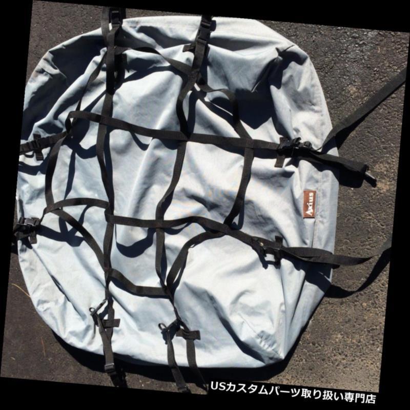 カーゴ ルーフ キャリア Axiusカーオートルーフトップカーゴバッグトラベルキャンバスキャリア Axius Car Auto Roof Top Cargo Bag Travel Canvas Carrier