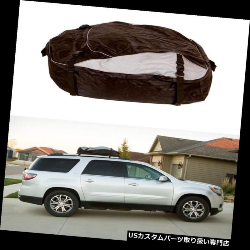 カーゴ ルーフ キャリア 車両ルーフカーゴキャリアルーフバッグエクストララージXL 12立方フィートカールーフトップ Vehicle Roof Cargo Carrier Roof Bag Extra Large XL 12 Cubic Feet Car Rooftop