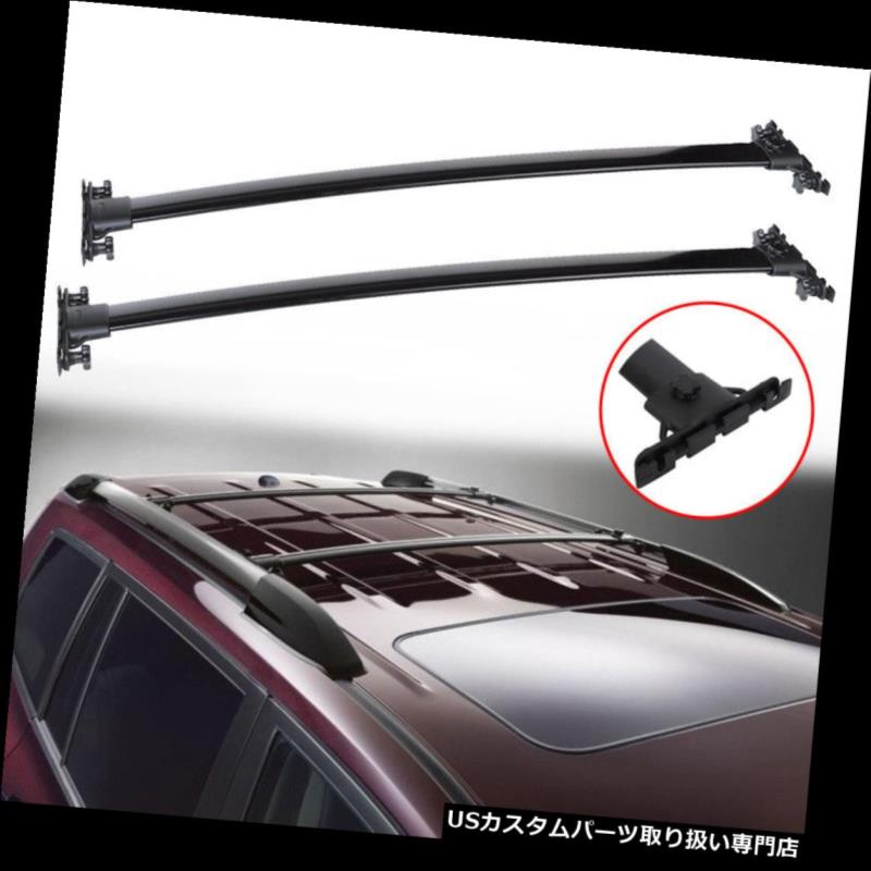 Silver Roof Rack For Mercedes Benz X164 GL450 2006-2012 Roof Rails Luggage Cargo