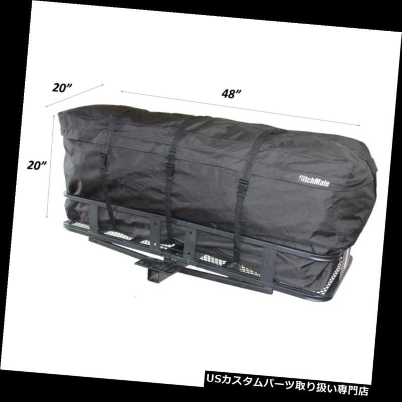 カーゴ ルーフ キャリア HitchMate CargoLoadバッグ12立方フィート容量新しい貨物バッグ HitchMate CargoLoad Bag 12 cu ft Capacity NEW Cargo Bag