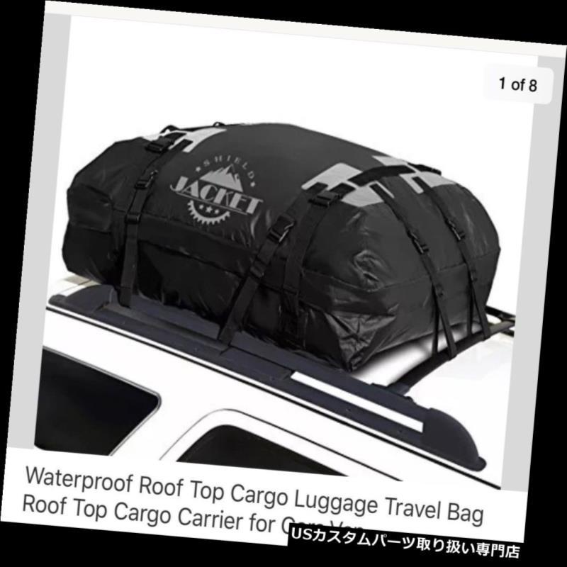 カーゴ ルーフ キャリア SUV、車、バンのための防水屋上貨物荷物旅行バッグ貨物キャリア Waterproof RoofTop Cargo Luggage Travel Bag Cargo Carrier for SUVs, Cars, Vans