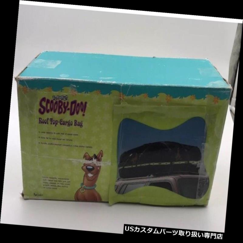 カーゴ ルーフ キャリア Axius Scooby-Dooルーフトップカーゴバッグ36 x 36 x 18