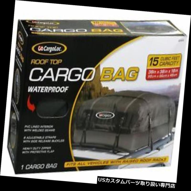 カーゴ ルーフ キャリア Cargoloc 32424 15立方フィートフィートデラックスルーフトップ防水貨物運搬船 Cargoloc 32424 15-Cubic/Feet Deluxe Roof Top Waterproof Cargo Carrier