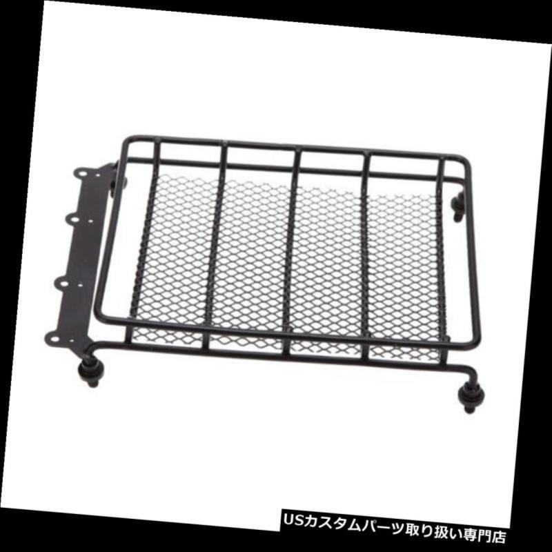 カーゴ ルーフ キャリア 1:10旅行ユニバーサルメタルカーハードルーフラックバスケット貨物荷物キャリアバー 1:10 Travel Universal metal Car hard Roof Rack Basket Cargo Luggage Carrier Bar
