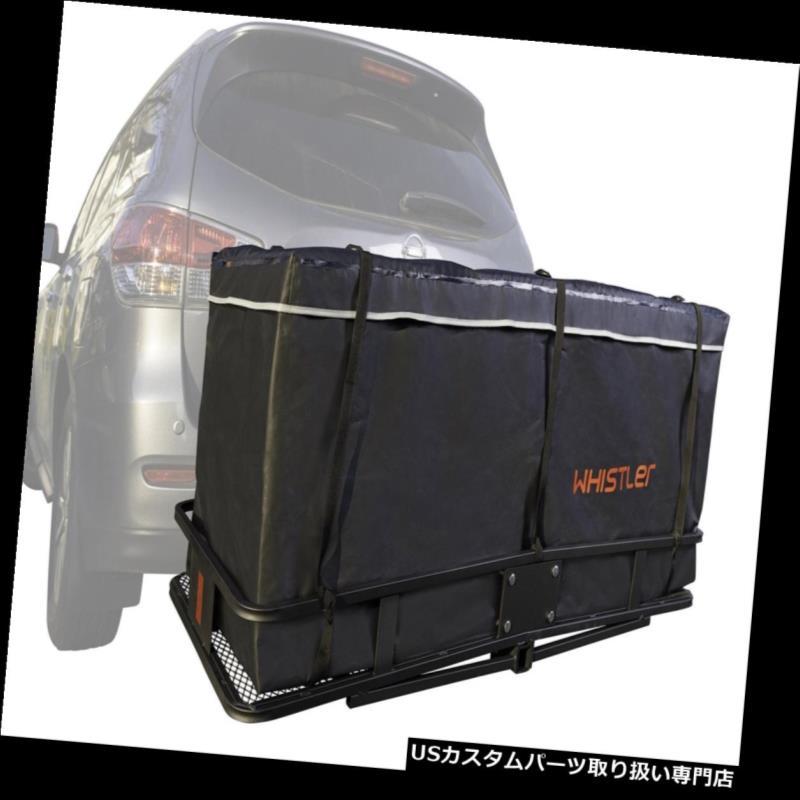 カーゴ ルーフ キャリア ウィスラーヒッチバッグ - 100%防水大型ヒッチトレイ貨物キャリアバッグ59