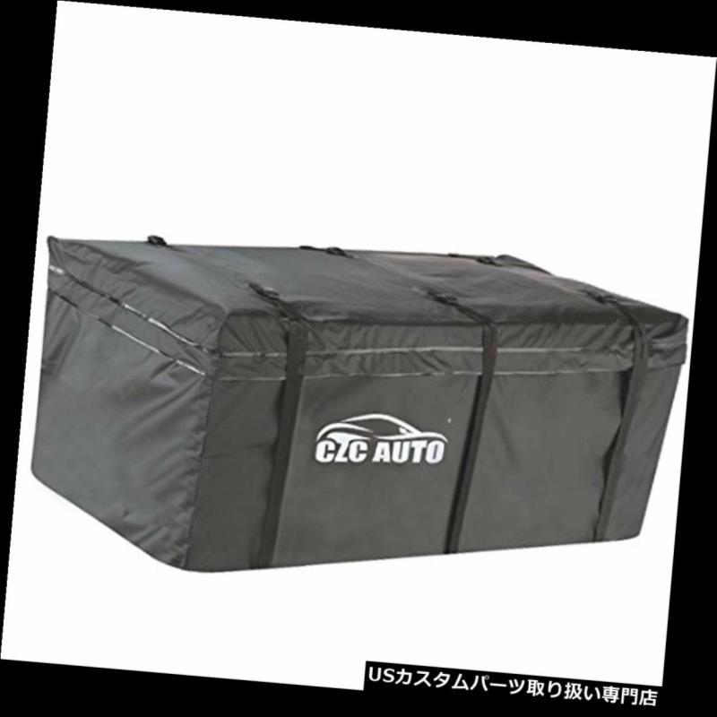 カーゴ ルーフ キャリア Czcオートヒッチカーゴキャリアバッグ20 Cu防水ブラックカートラック耐久性のあるソフト Czc Auto Hitch Cargo Carrier Bag 20 Cu Waterproof Black Car Truck Durable Soft