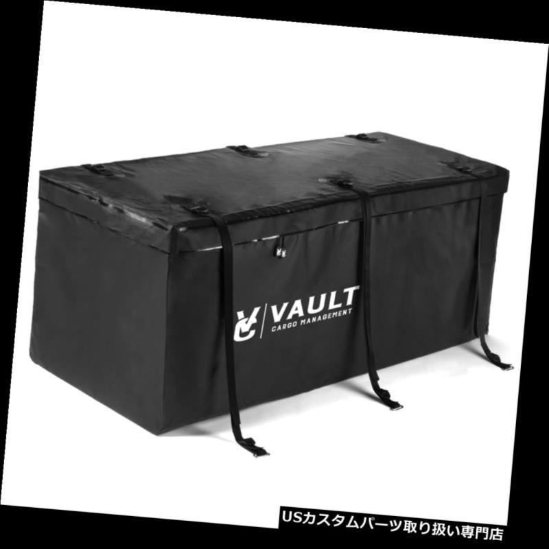 カーゴ ルーフ キャリア 防水貨物ヒッチバッグ旅行荷物キャリア車トラックトレーラーラックバスケット Waterproof Cargo Hitch Bag Travel Luggage Carrier Car Truck Trailer Rack Basket