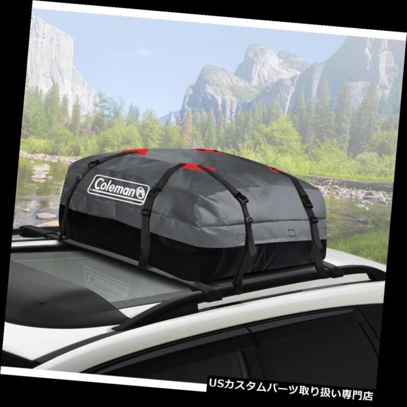 Waterproof Rooftop Cargo Carrier Luggage Bag Presents Storage Car Truck SUV Van