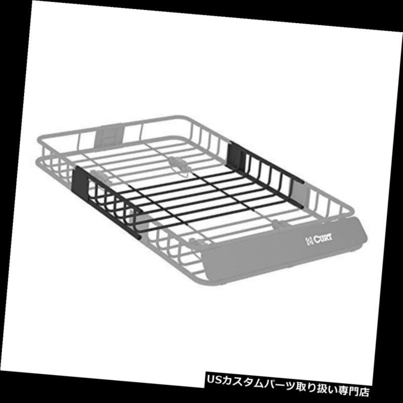 カーゴ ルーフ キャリア CURT 18117ルーフラックカーゴキャリアエクステンション CURT 18117 Roof Rack Cargo Carrier Extension