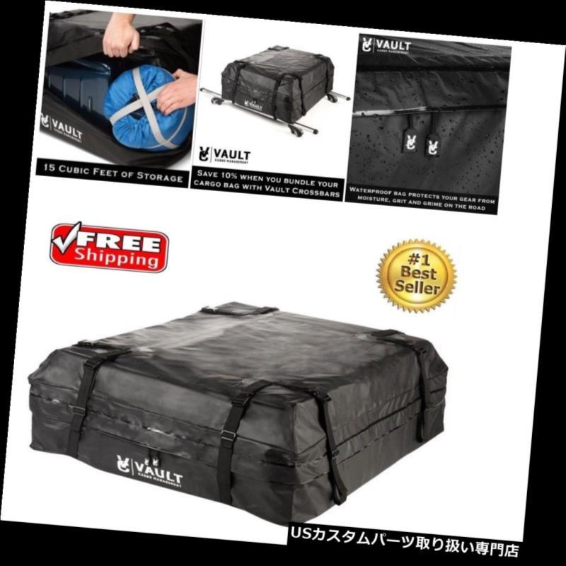 カーゴ ルーフ キャリア 新しいカーバンSUVルーフトップカーゴラックキャリアセーフティ防水荷物トラベルバッグ NEW Car Van SUV Roof Top Cargo Rack Carrier Safety Waterproof Luggage Travel Bag