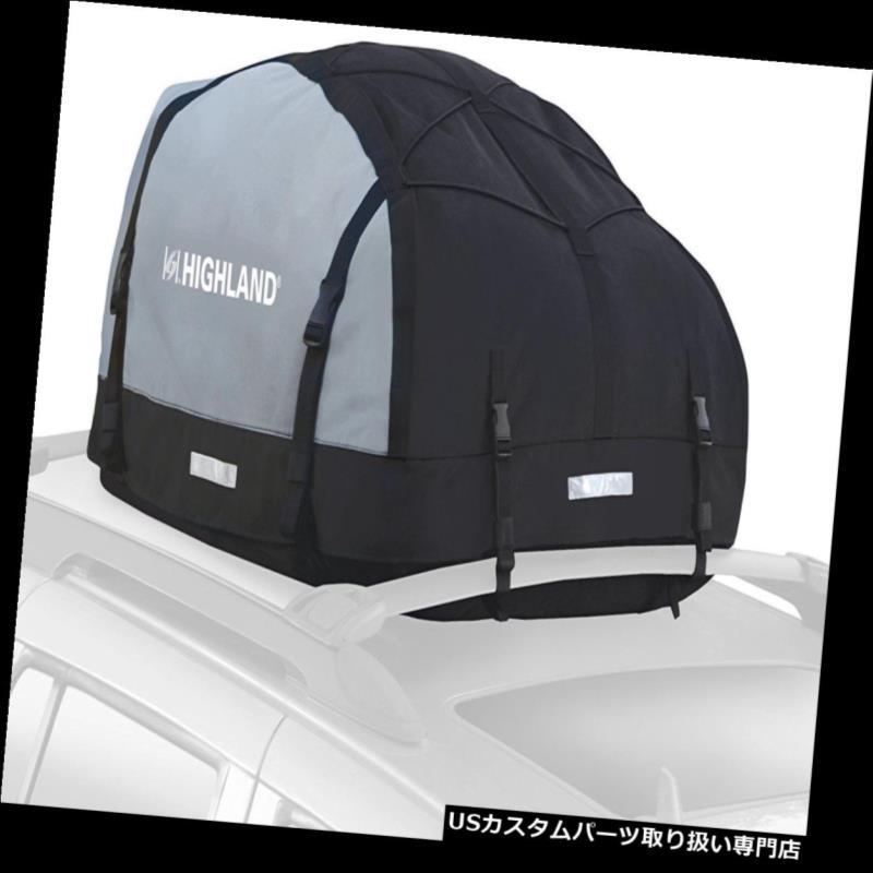 カーゴ ルーフ キャリア カールーフトップカーゴソフトSUVデラックスキャリアバッグ収納耐候性荷物バン Car Roof Top Cargo Soft SUV Deluxe Carrier Bag Storage Weather Proof Luggage Van