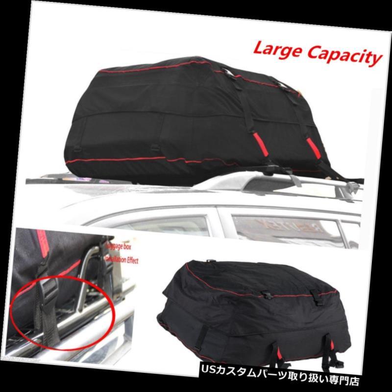 カーゴ ルーフ キャリア 車のSUV防水ルーフトップキャリアバッグラック収納荷物車屋上旅行 Car SUV Waterproof Roof Top Carrier Bag Rack Storage Luggage Car Rooftop Travel