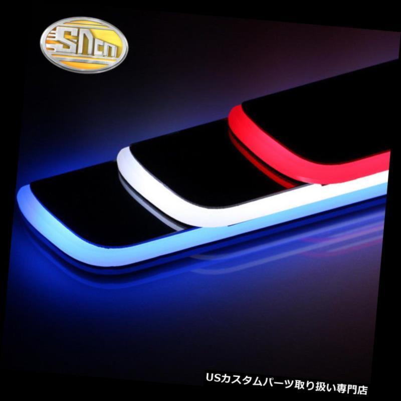 LEDステップライト フォルクスワーゲンパサートのためのLED車のスカッフプレートトリムペダルLEDドア敷居経路ライト LED Car Scuff Plate Trim Pedal LED Door Sill Pathway Light For Volkswagen Passat
