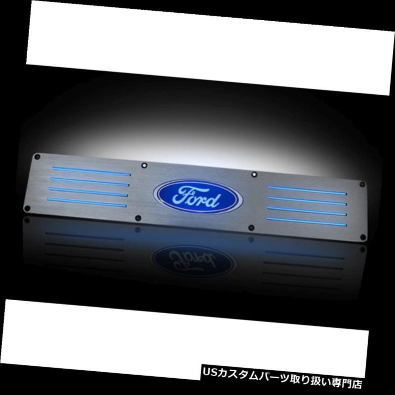LEDステップライト RECON 264121RFDフォードSUPERDUTY 99-15アルミエンブレムイルミネーションドアシル RECON 264121RFD Ford SUPERDUTY 99-15 Aluminum Emblems Illuminated door sill