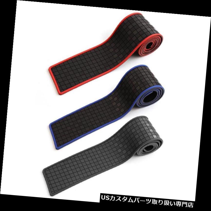 リアバンパー プロテクター オートスタイリングのための車のリアバンパーガードプロテクターラバーパッドカバーホット? Car Rear Bumper Guard Protector Rubber Pad Cover For Auto Styling Hot!