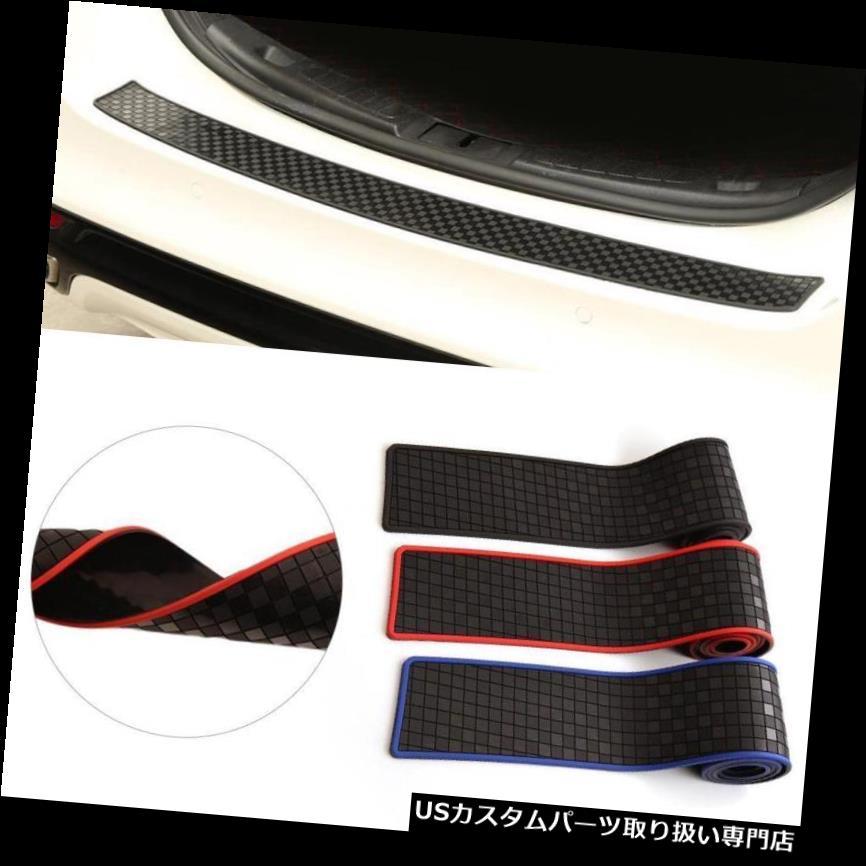リアバンパー プロテクター スタイリングの装飾のための車の後部バンパーガードプロテクターゴム製パッドカバーBD? Car Rear Bumper Guard Protector Rubber Pad Cover For Styling Decoration BD ~