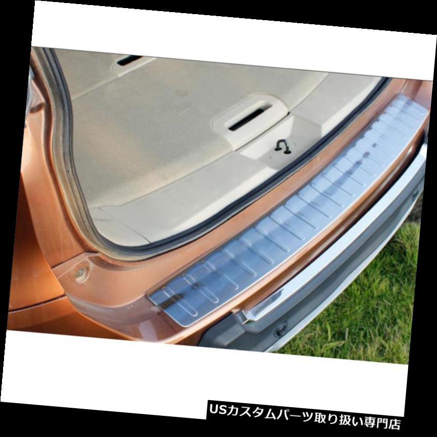 リアバンパー プロテクター 日産ローグ2014-2016 #he用リアバンパーガードプロテクターカバー保護トリム Rear Bumper Guard Protector Cover Protection Trim For Nissan Rogue 2014-2016 #he
