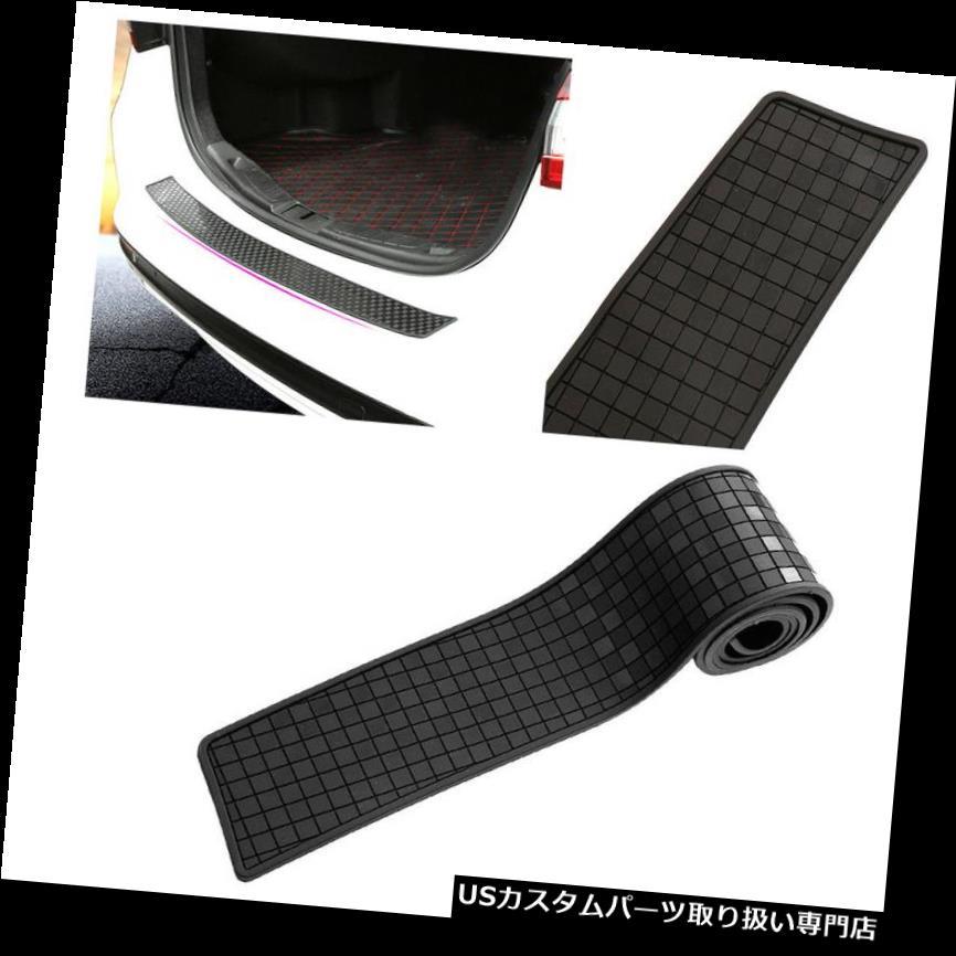 リアバンパー プロテクター 1 34.5 ''車のリアバンパーガードプロテクタートランクシルトリムパッドカバーアンチスクラッチ 1× 34.5'' Car Rear Bumper Guard Protector Trunk Sill Trim Pad Cover Anti-Scratch
