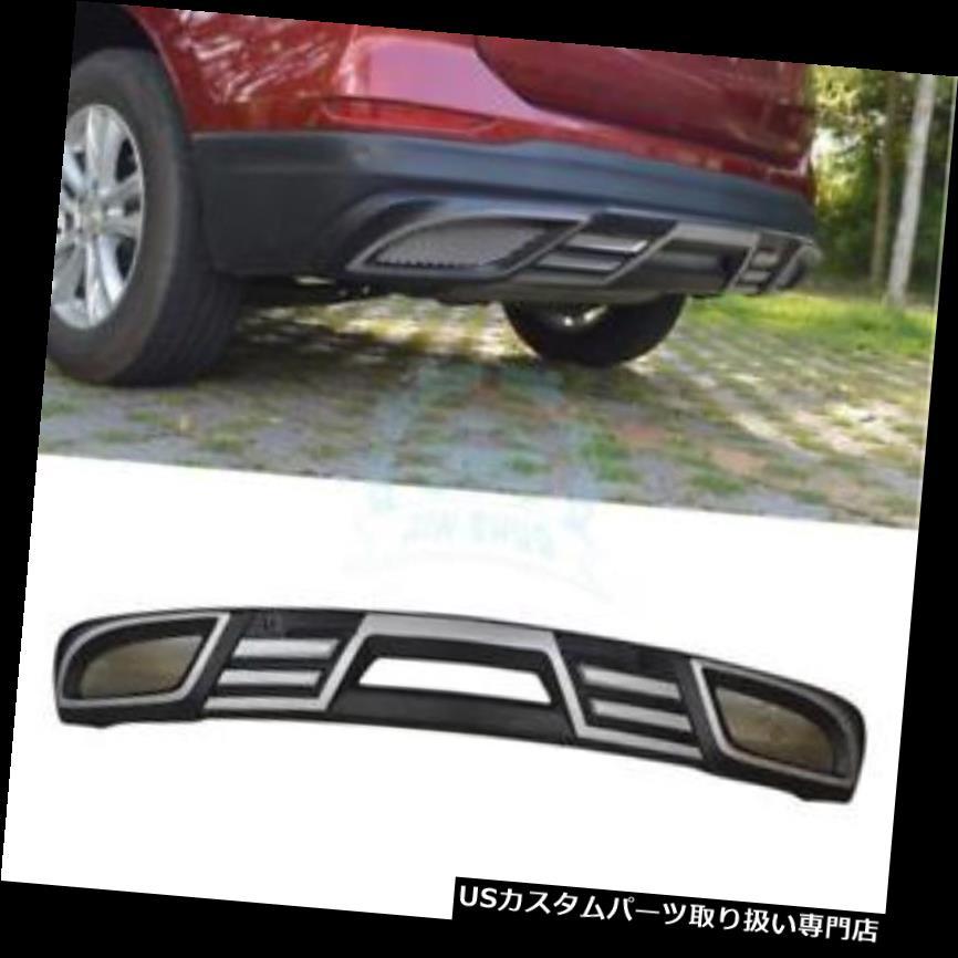 リアバンパー プロテクター シボレーの春分のための後部バンパープロテクターの監視委員会の改装 Rear Bumper Protector Guard Board Refit For Chevrolet Equinox