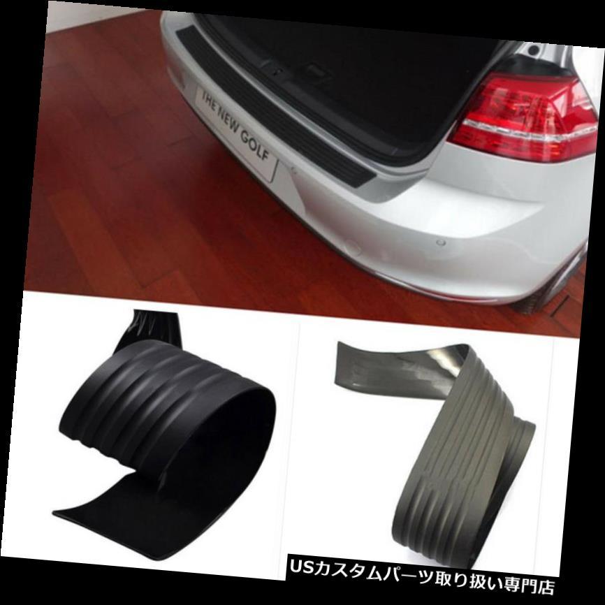 リアバンパー プロテクター リヤバンパーシル/プロテクタープレートラバーカバーガードトリムシボレーマツダUS Rear Bumper Sill/Protector Plate Rubber cover Guard trim for Chevrolet Mazda US