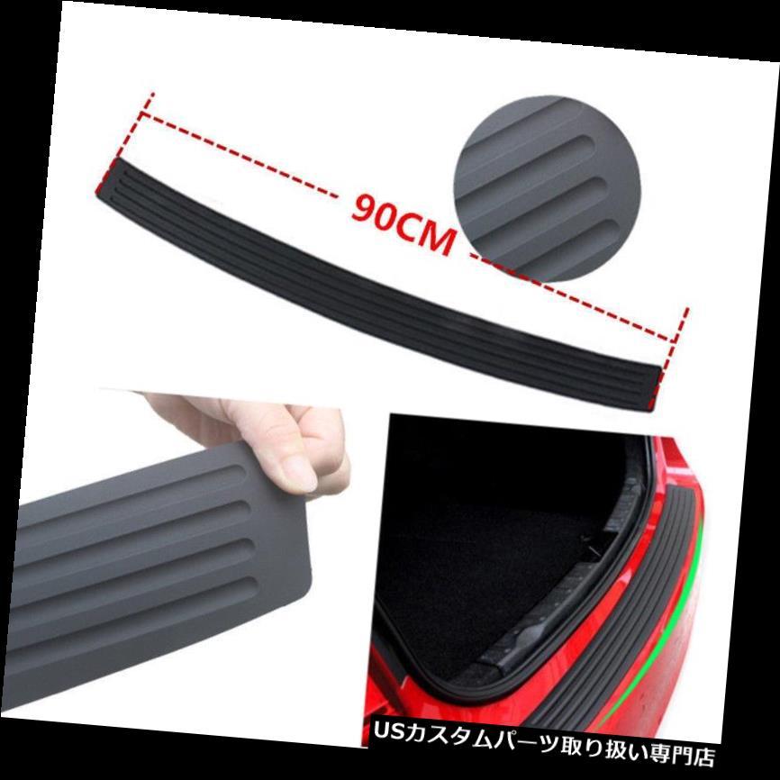 リアバンパー プロテクター 1ピースアクセサリーゴムシート車のリアガードバンパーステッカーパネルプロテクターカバー 1PC Accessories Rubber Sheet Car Rear Guard Bumper Sticker Panel Protector Cover