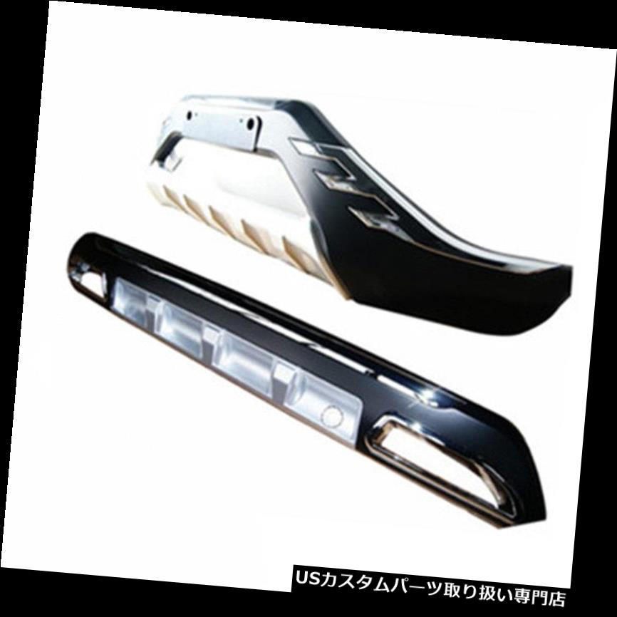 リアバンパー プロテクター ホンダCR-V 2012-2013のためのフロント/リアバンパープロテクターガードボードの改装 Front/Rear Bumper Protector Guard Board Retrofit For Honda CR-V 2012-2013