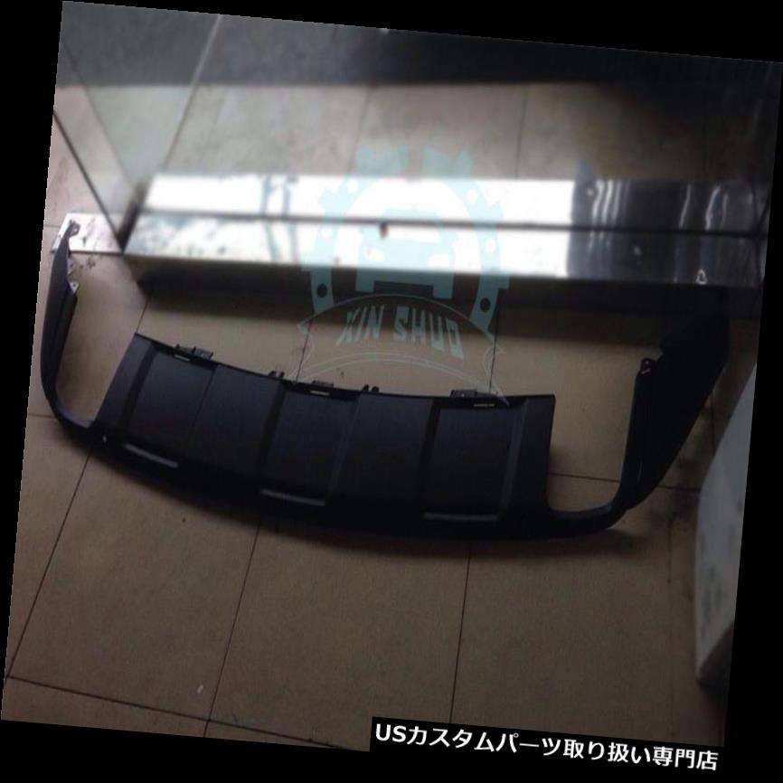 リアバンパー プロテクター 1ピース車のリアバンパースキッドプロテクターガードプレートフィットベンツML350 GL350 1PC Car Rear Bumper Skid Protector Guard Plate Fit For Benz ML350 GL350