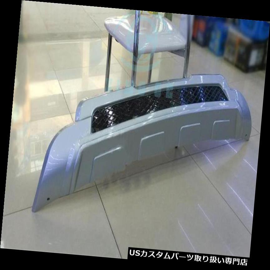 リアバンパー プロテクター シボレートラックスリアバンパープロテクターボードガードボードバー成形トリム用フィット Fit For Chevrolet Trax Rear Bumper Protector Board Guard Board Bar Molding Trim