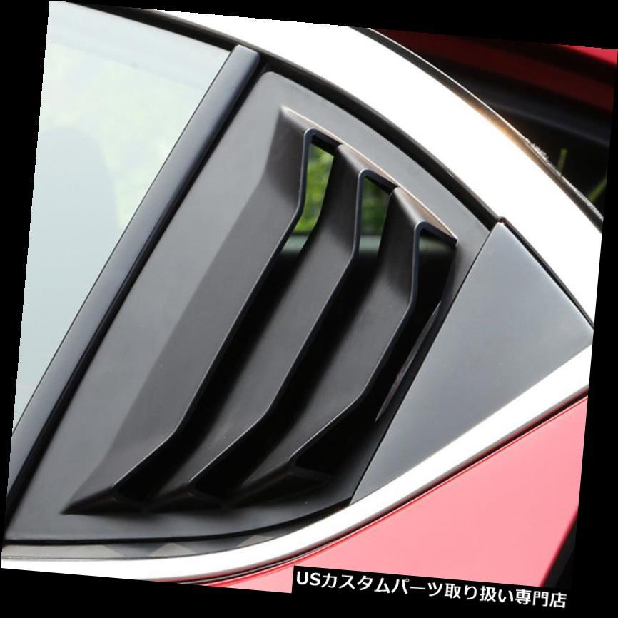 Carbon Fiber Rear Window Shutter Lid Lip Spoiler for FOCUS 12 13 14 15 16 17 18