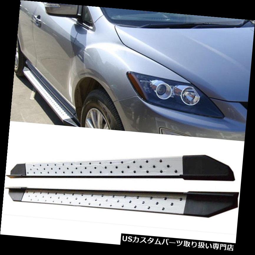 特価ブランド サイドステップ マツダCX-7 2010-16用に取り付けられた自動ランニングボードNerfバーフットステップボードNew Auto Running Board Nerf Bars Foot Step Board Refitted For Mazda CX-7 2010-16 New, STYLE STORE version.R b93758ff