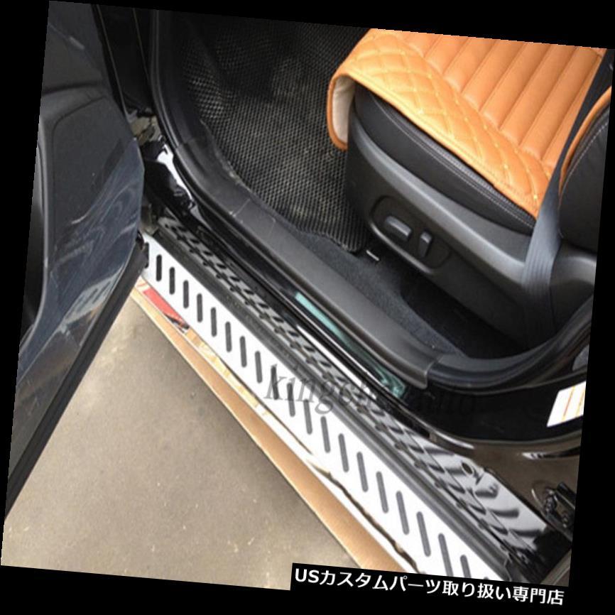 サイドステップ フォレスター2014-2017用ランニングボードサイドステップNerfバープロテクターフィットSUBARU running board side step Nerf bar protector fit SUBARU for Forester 2014-2017