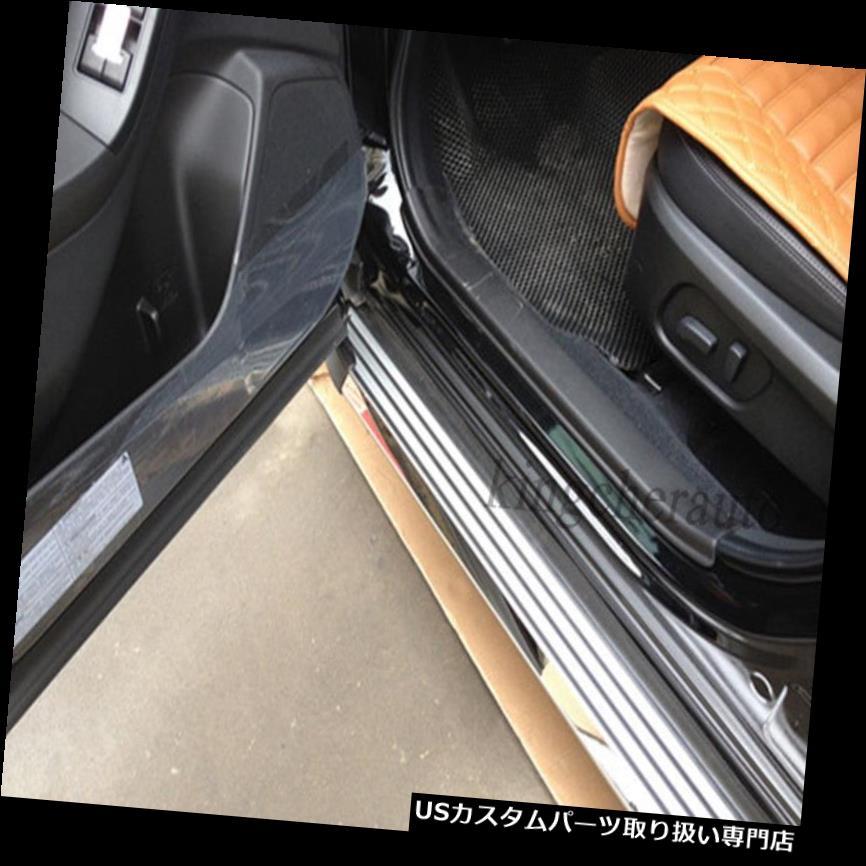 サイドステップ Forester 2014-2017用サイドステップランニングボードプロテクターNerfバーフィットSUBARU side step running board protector Nerf bar fit SUBARU for Forester 2014-2017